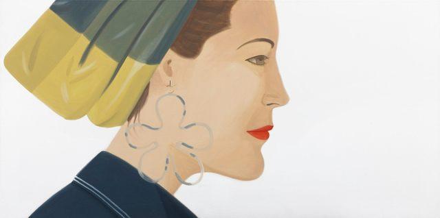 Alex Katz, 'Ursula', 1990, Frank Fluegel Gallery