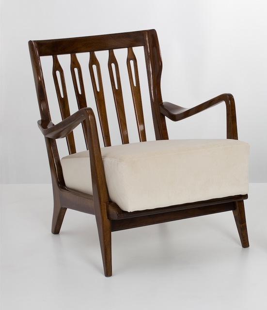 , 'Chair Model 516,' 1950, Galleria Rossella Colombari