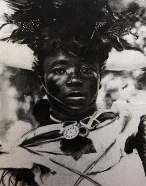 , 'Portrait 34 (Unknown),' 2013, Galerie Nathalie Obadia
