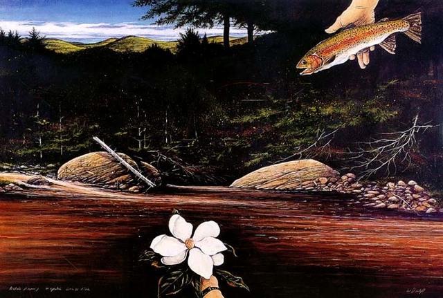 , 'Magnolia - Granda Floria ,' 2000, Greg Thompson Fine Art