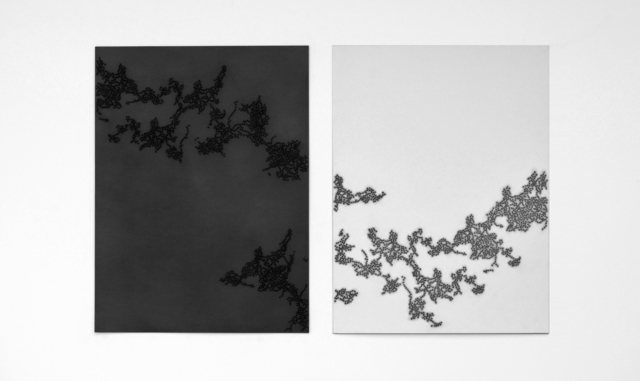 , 'Inscape Series (Fenghuang Diptych),' 2016, SHIM Art Network