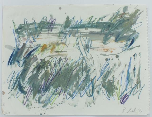 Kikuo Saito, 'Drawing #334', 1992, Loretta Howard Gallery