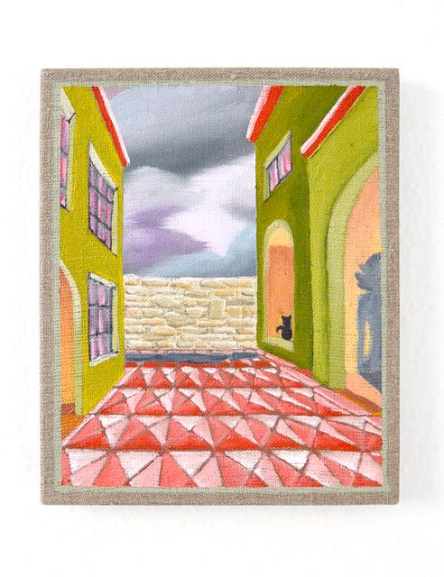 , 'End of the Street,' 2016, Galleri Urbane