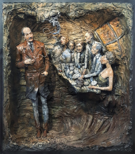 Çağdaş Erçelik, 'Cemal Süreya', 2018, Ekavart Gallery