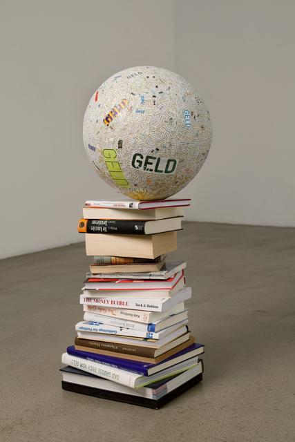 , 'Finanzblase (Financial Bubble),' 2014, Mario Mauroner Contemporary Art Salzburg-Vienna