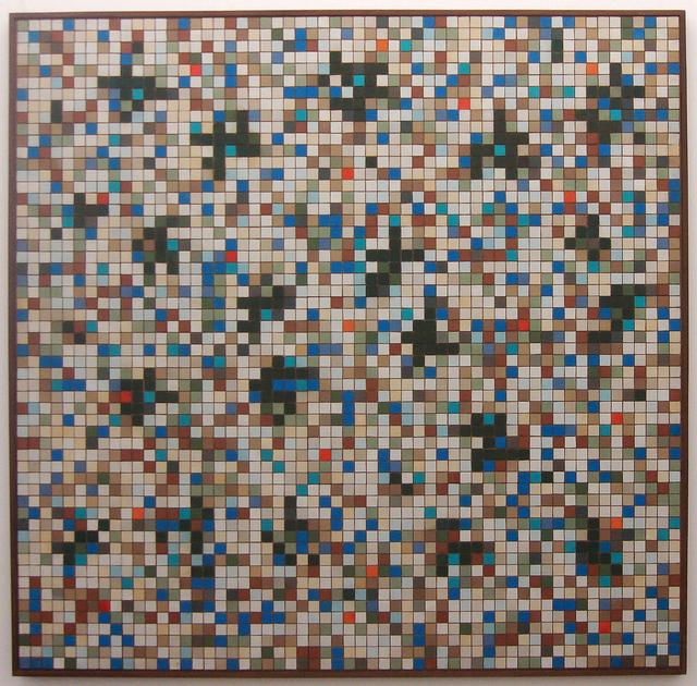 , 'Mondrian,' 1984, Galeria Pilar