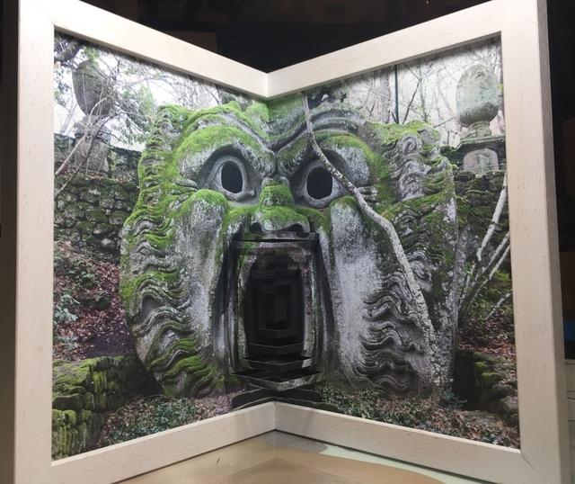 , 'Ogni pensiero vola (Bomarzo, Viberbo),' 2018, MLB Home Gallery