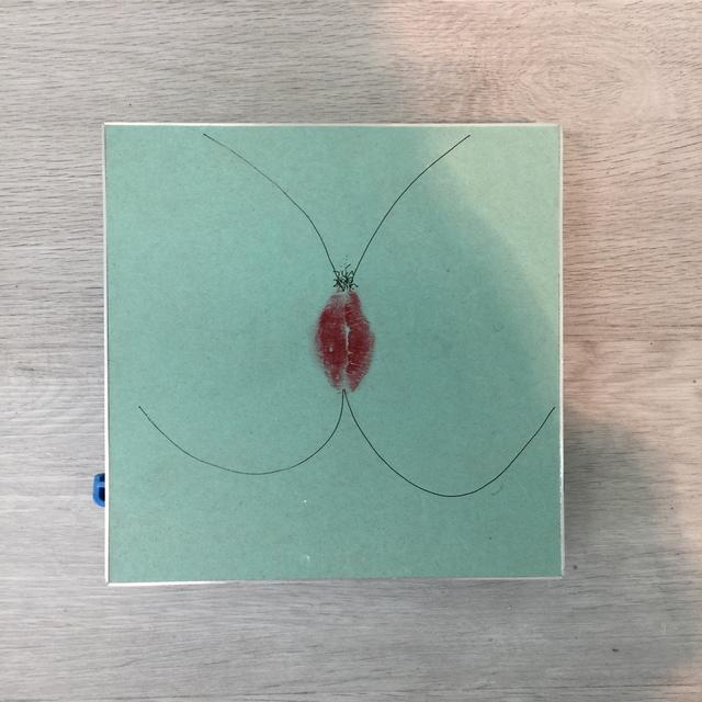 , 'Les lèvres ravies,' 2017, Galerie Liusa Wang