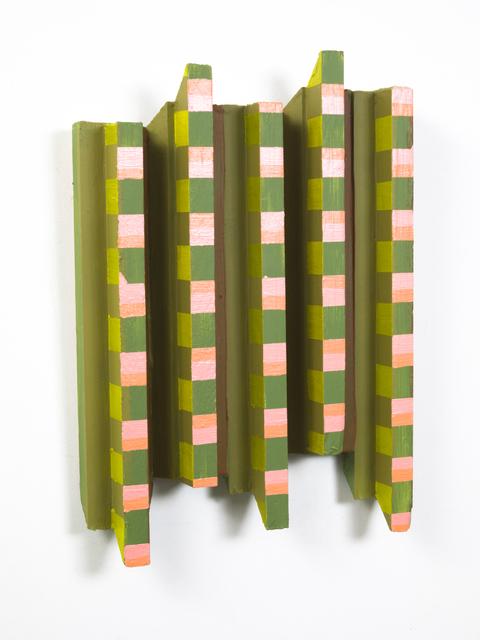, 'Peachy Keen,' 2011-2016, Elizabeth Harris Gallery