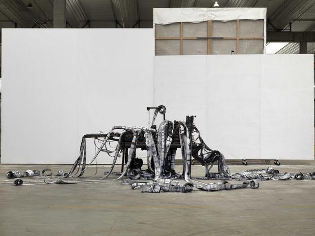 , 'Bavel Balal Mabul,' 2012, Lia Rumma