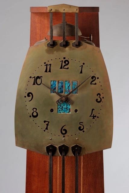 , 'Clock,' 1905, Yves Macaux