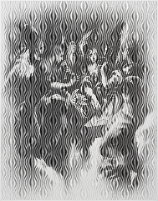 Egor Ostrov, 'Musician Angels (after El Greco)', 2018, Orekhov Gallery