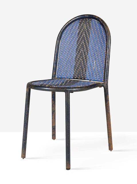 Robert Mallet-Stevens, 'Rare stacking chair', circa 1928, Aguttes