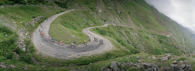 , 'Alpe d'Huez, Tour de France 2013,' 2013, Anastasia Photo