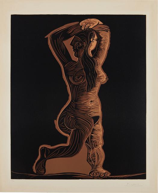 Pablo Picasso, 'Grand nu de femme (Large Nude Woman)', 1962, Phillips
