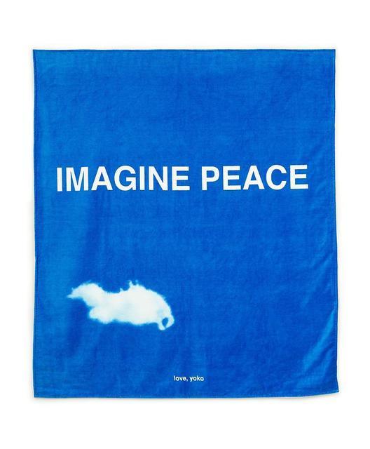 Yoko Ono, 'Beach/bath towel', 2010, Artware Editions