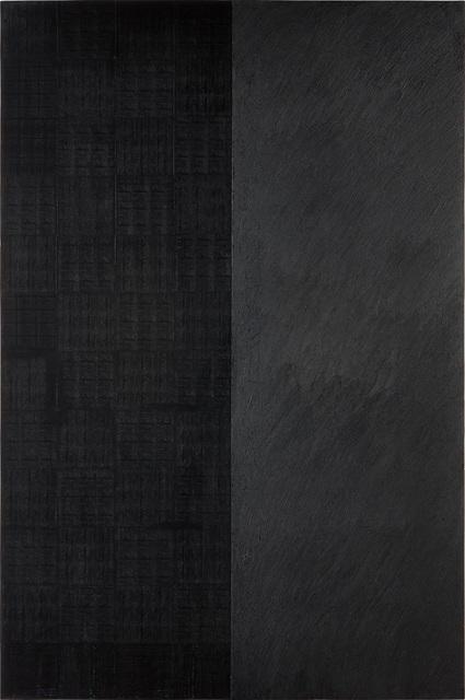 McArthur Binion, 'stuttering:standing:still', 2013, Phillips