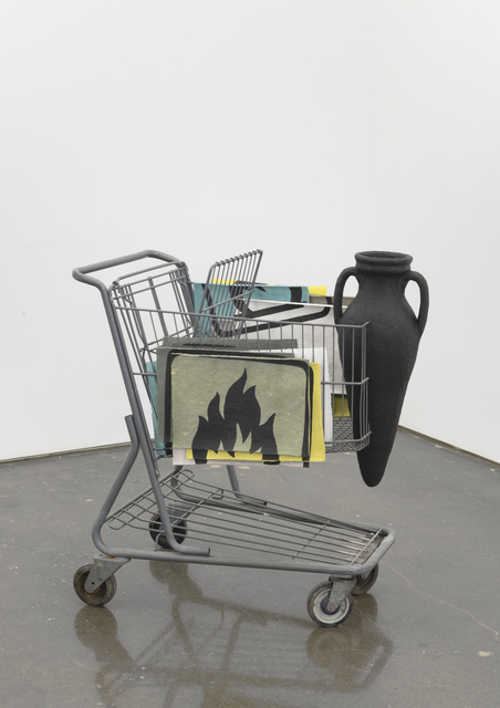 ", '""Homeless in 2 Prince St"", 2015,' 2015, Cassina Projects"