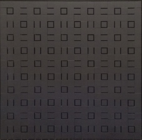 , 'Atmosphere Chromoplastique no 579,' 1985, Del Infinito