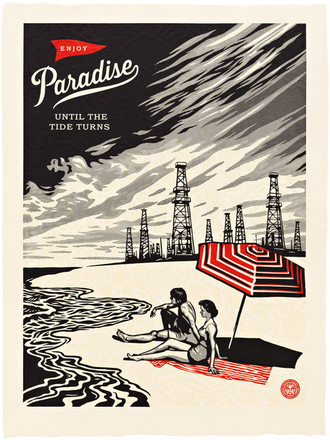 , 'Paradise Turns,' 2015, Pace Prints