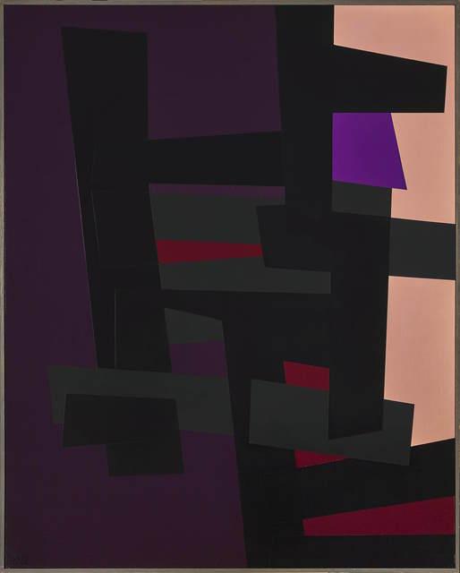Karl Benjamin, '#4', 1962, Louis Stern Fine Arts