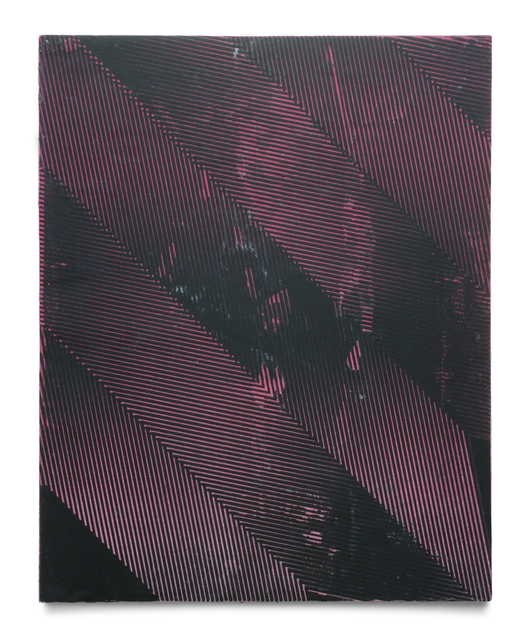 , 'RP Study No. 6,' 2014, Tile Blush