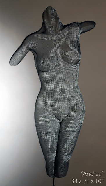 , 'Andrea,' 2017, Eden Fine Art