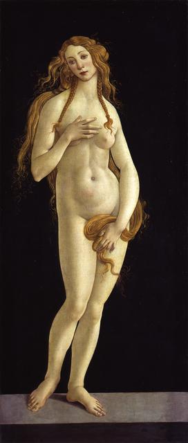 , 'Venus,' 1490, Gemäldegalerie Alte Meister
