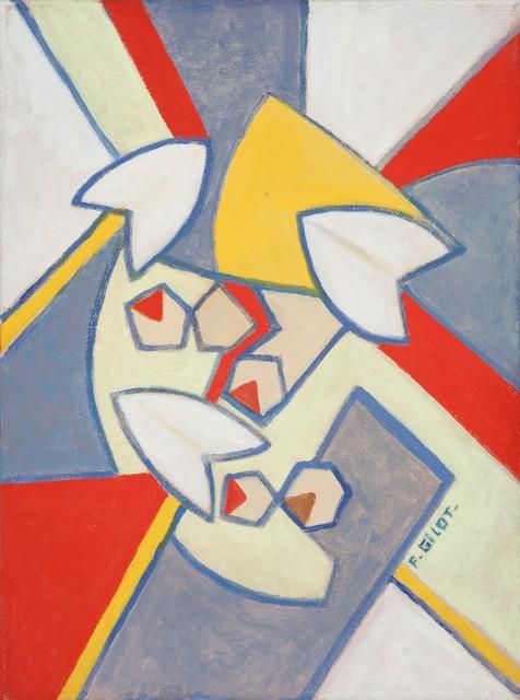 , 'Gypsum Christal,' 2012, Mac-Gryder Gallery