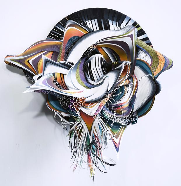 , 'Vexo,' 2018, Hashimoto Contemporary