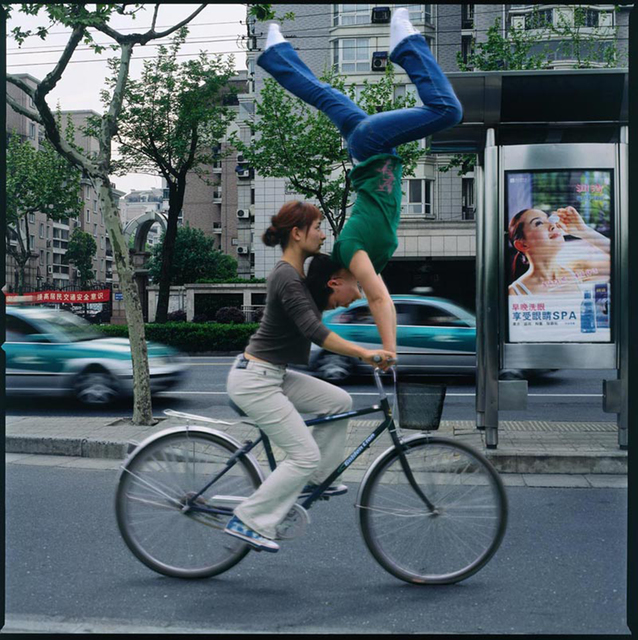 , 'Cycle Aerobics (level 2)-3(8pcs) 自行车保健操Ⅱ-3(共8件),' 2005, PHOTOFAIRS | Insights
