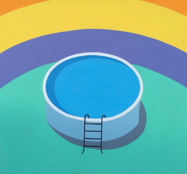 , 'Jump In,' 2010, Lawrence Fine Art
