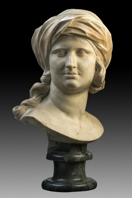 , 'Head of a Sybil,' c. 1641 – Rome-1699, Alessandra Di Castro
