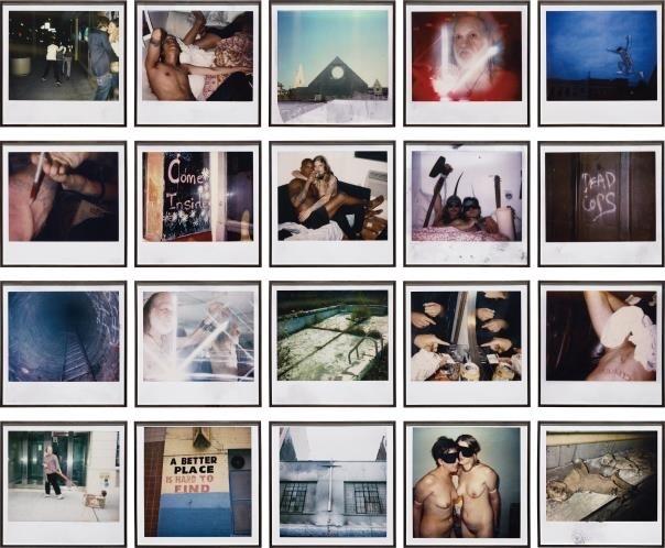 , 'Polaroid Wall,' 2005, Annka Kultys Gallery