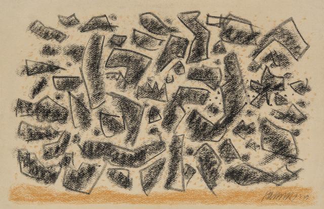 , 'Bewegung III,' 1949, Galerie Klaus Gerrit Friese