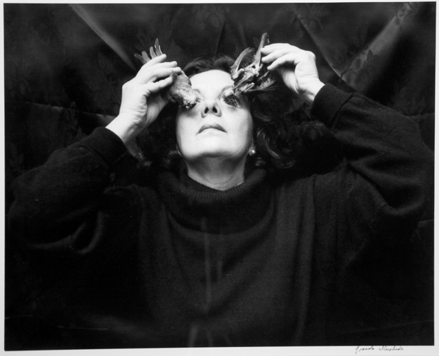 , 'Autorretrato, Ojos para volar, Coyoacán,' 1996, Etherton Gallery