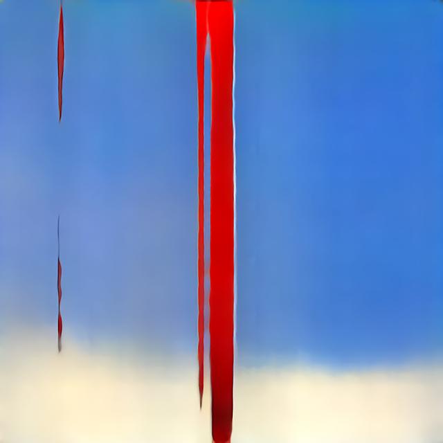 AICAN, 'Divided Sunshine', 2018, AICAN