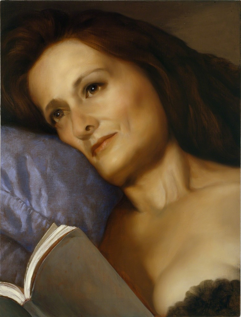 John Currin, 'The Pillow,' 2006, Gagosian Gallery