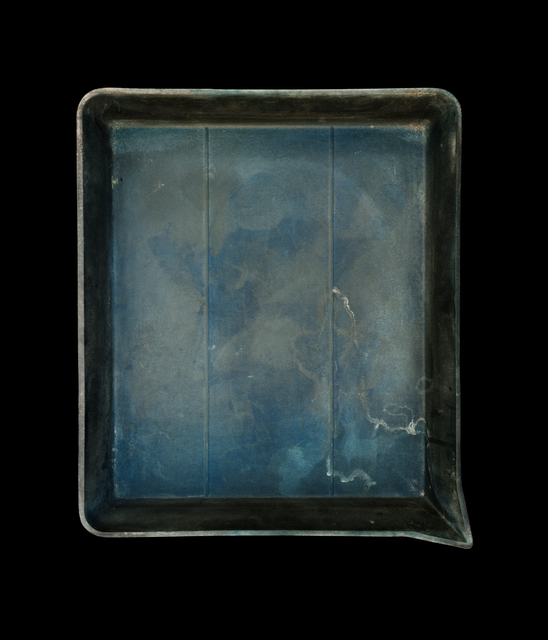 , 'Lillian Bassman's Developer Tray,' 2010, Elizabeth Houston Gallery