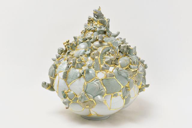 , 'Translated Vase (TVGW4),' 2015, Locks Gallery