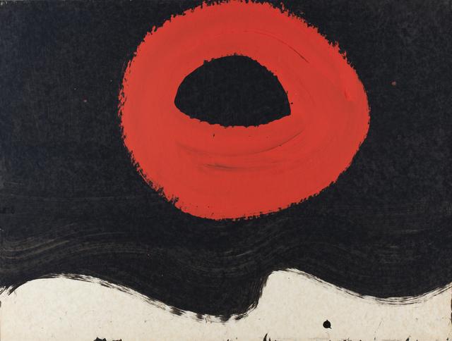 , 'Untitled (3),' 1959, Al Held Foundation