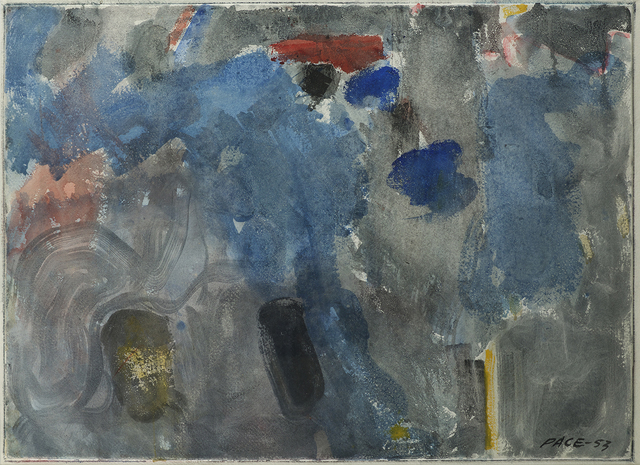 , 'Untitled (53-W21A),' 1953, Berry Campbell Gallery