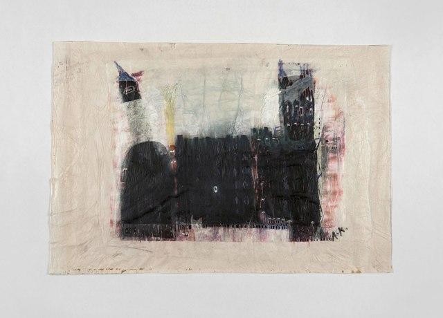 , 'Viertel 21,' 2016, Zilberman Gallery
