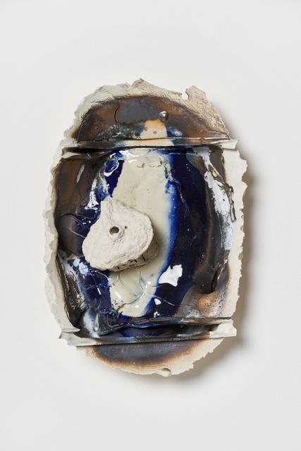 Johannes Nagel, 'Frame (dish)', 2020, Sculpture, Porcelain, Officine Saffi