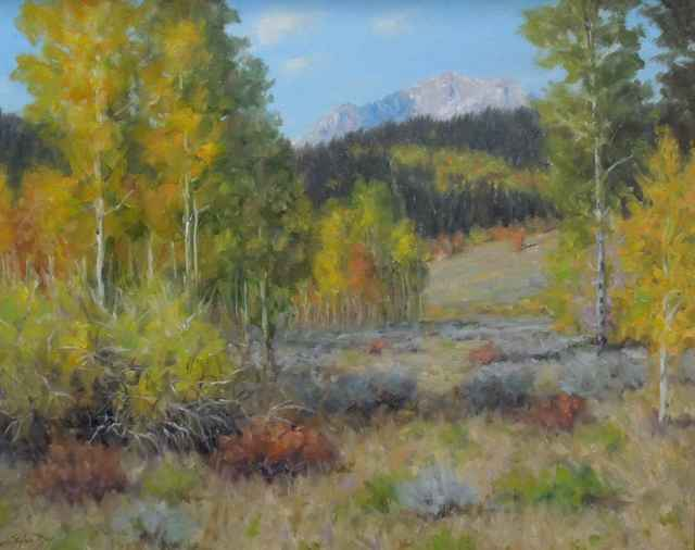 , 'Autumn Mood,' , Sorrel Sky Gallery