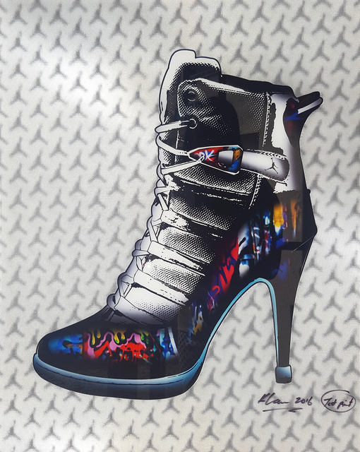 , 'Concord Stiletto,' 2016, Madelyn Jordon Fine Art