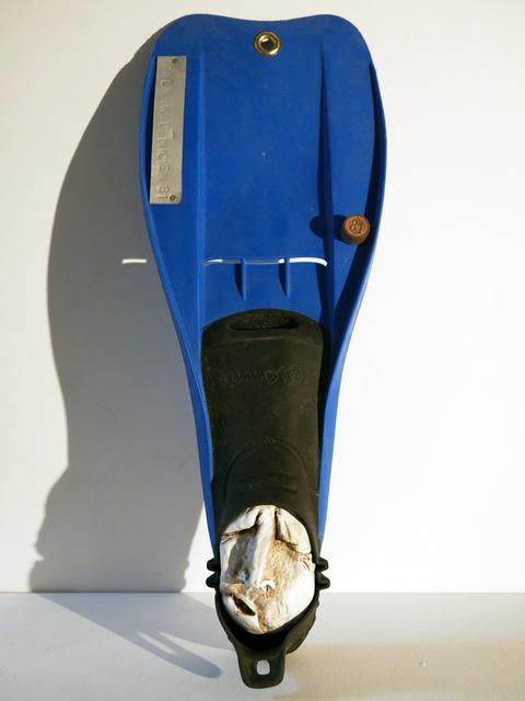 , 'Palmakademician N°81,' 2016, Galerie Geraldine Banier