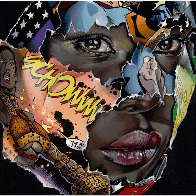 , 'La Cage; et le poids de la liberté,' 2018, StolenSpace Gallery