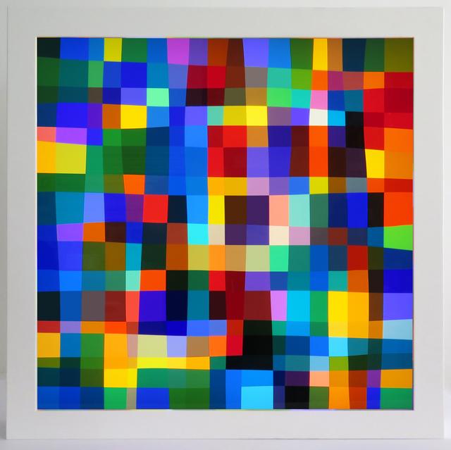 Spencer Finch, 'Color Test (306)', 2016, Galerie Nordenhake