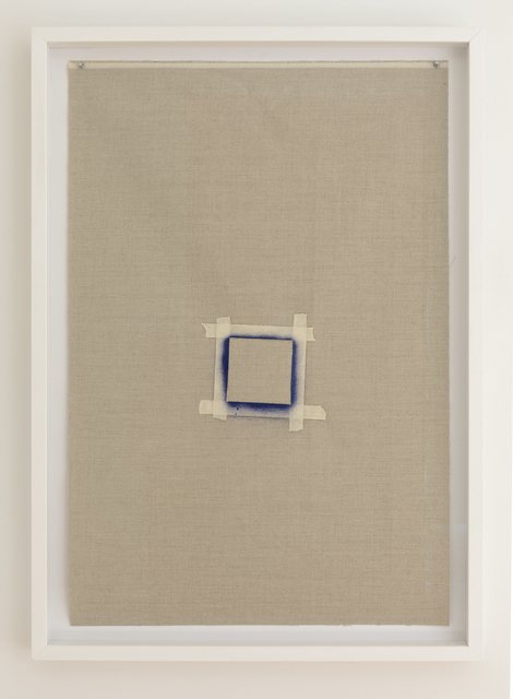 , 'One After Another, (empty square),' 2015, Peana Projects